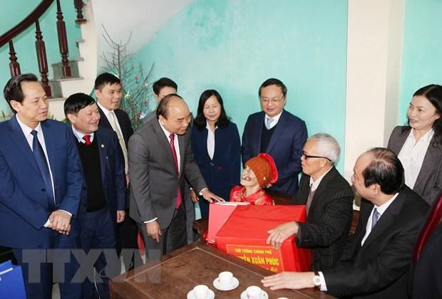 Thu tuong: Hung Yen can phat trien manh cac khu cong nghiep va do thi hinh anh 2
