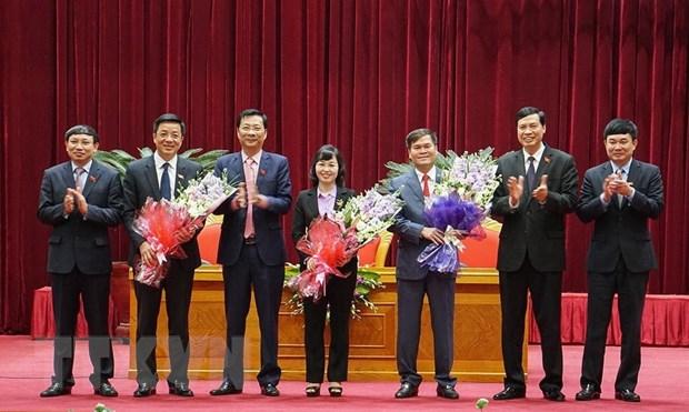 Quang Ninh bau bo sung cac Pho Chu tich HDND va UBND tinh hinh anh 1