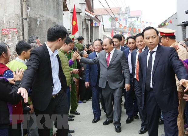 Thu tuong: Hung Yen can phat trien manh cac khu cong nghiep va do thi hinh anh 1