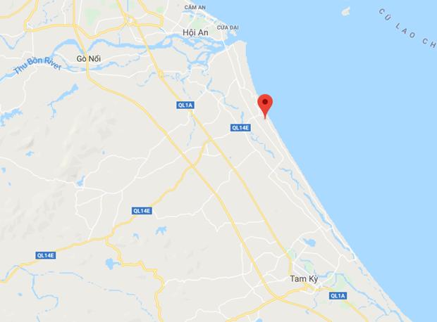 Quang Nam: Tam bien dau nam, 6 thieu nien thiet mang va mat tich hinh anh 1