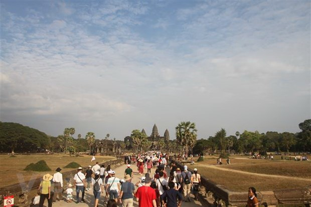 Du lich Campuchia hut khach trong dip Tet Nguyen dan cua Viet Nam hinh anh 1
