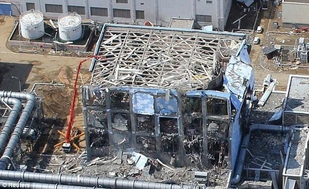 Nhat su dung robot kiem tra nhien lieu phong xa tai nha may Fukushima hinh anh 1