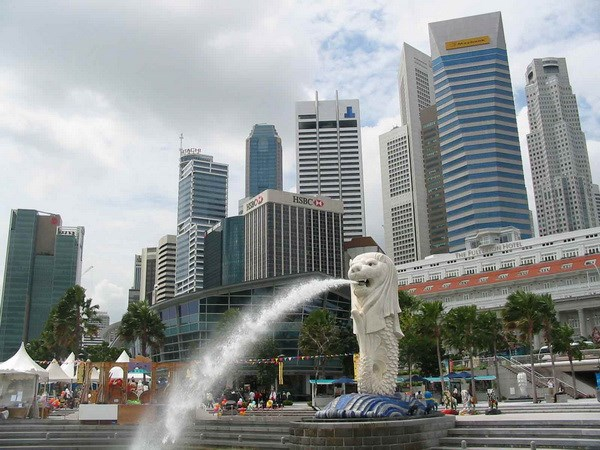 Cuoc gap My-Trieu gop phan tang luong khach du lich den Singapore hinh anh 1