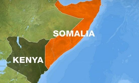 Kenya trieu hoi dai su de tham van ve tranh chap lanh hai voi Somalia hinh anh 1