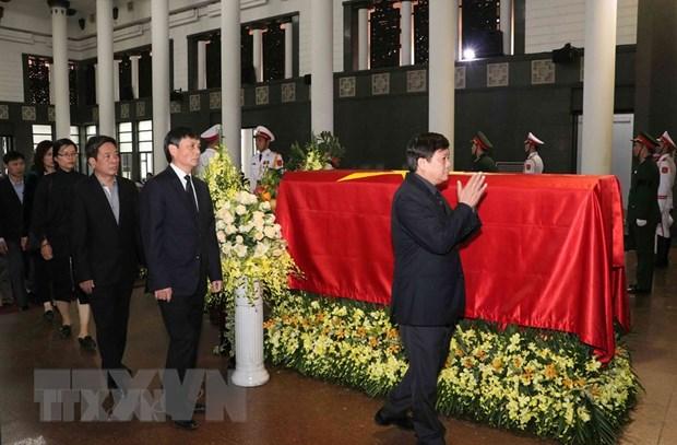 To chuc trong the Le tang nguyen Pho Chu tich QH Nguyen Phuc Thanh hinh anh 3