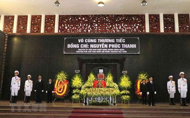 To chuc trong the Le tang nguyen Pho Chu tich QH Nguyen Phuc Thanh hinh anh 2