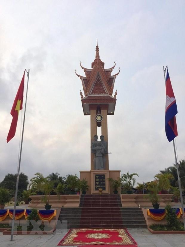 Khanh thanh Dai Huu nghi Viet Nam-Campuchia tai tinh Kratie hinh anh 2