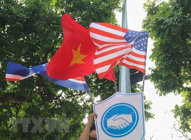 Vi sao Viet Nam duoc lua chon la noi to chuc thuong dinh My-Trieu? hinh anh 2