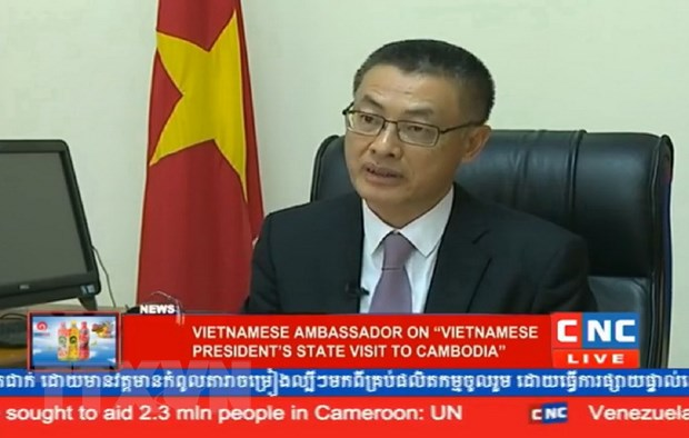 Viet Nam la doi tac kinh te quan trong hang dau cua Campuchia hinh anh 1
