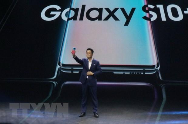 Chinh thuc gioi thieu dong dien thoai Galaxy S10 tai Viet Nam hinh anh 1