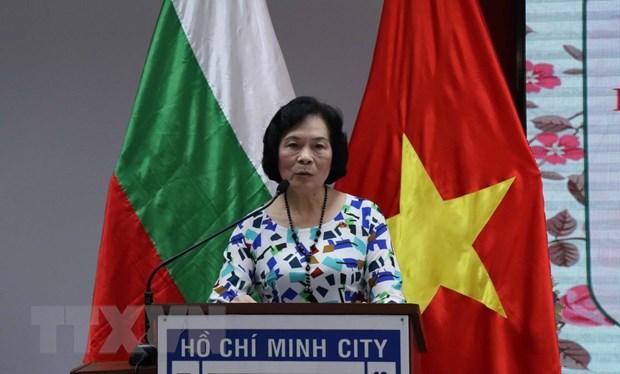 Thanh pho Ho Chi Minh ky niem 141 nam Quoc khanh Bulgaria hinh anh 2