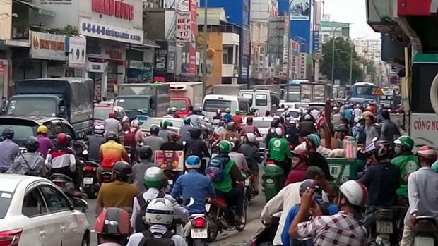 Cam xe may tai mot so khu vuc o TP Ho Chi Minh lieu co kha thi? hinh anh 1
