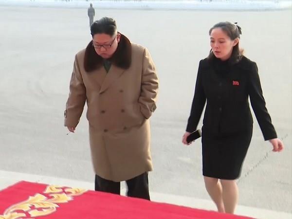Em gai nha lanh dao Trieu Tien Kim Jong-un duoc bau vao Quoc hoi hinh anh 1