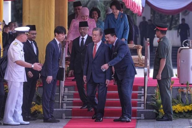 Han Quoc, Malaysia nhat tri hoan thanh dam phan FTA trong nam nay hinh anh 1