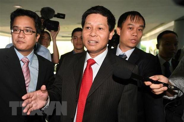 Malaysia quyet dinh hoan phien xet xu nghi pham Doan Thi Huong hinh anh 1
