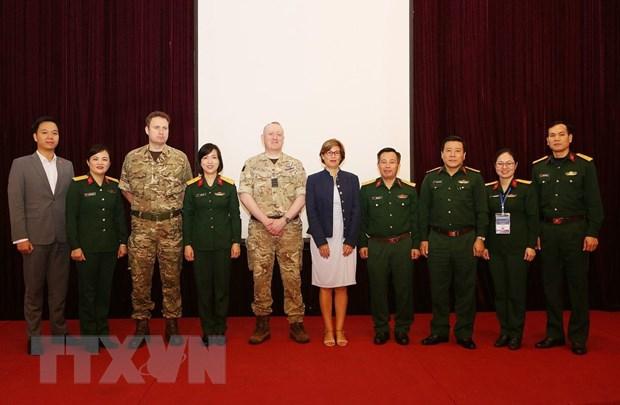 Viet Nam-Anh trao doi ve sang kien phong chong bao luc tinh duc hinh anh 1