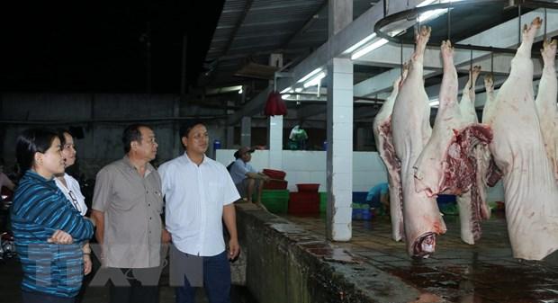 FAO cam ket se ho tro Viet Nam ung pho voi dich ta lon chau Phi hinh anh 1