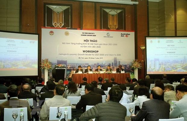 Ban ve mo hinh tang truong kinh te Viet Nam giai doan 2021-2030 hinh anh 1