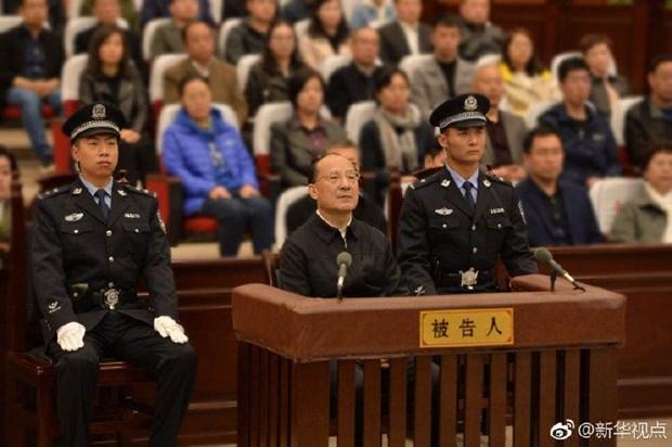 Trung Quoc: Cuu Pho Tinh truong Son Dong bi ket an 14 nam tu hinh anh 1
