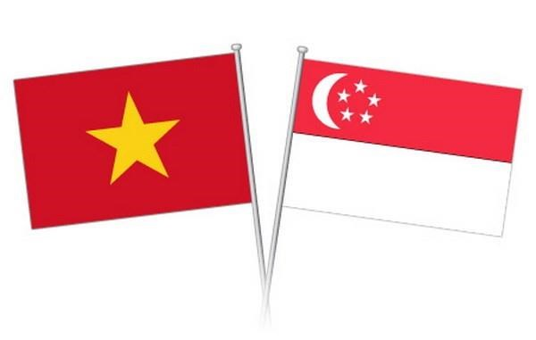 Khai truong Trung tam Hop tac Viet Nam-Singapore tai Ha Noi hinh anh 1