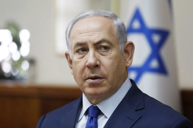 Thu tuong Israel Benjamin Netanyahu len duong tham My hinh anh 1