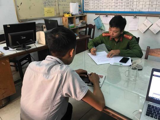 Phong vien Bao Nguoi Lao dong tai Da Nang bi hanh hung khi tac nghiep hinh anh 1