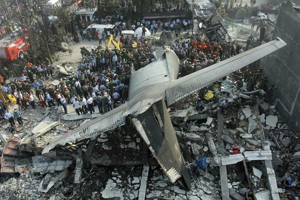 Vụ tai nạn máy bay của hãng hàng không Ethiopian Airlines khiến 157 người thiệt mạng. Bức ảnh này được lan truyền, cho rằng đây là hiện trường vụ tai nạn. Thật hay giả?