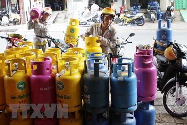 Gia gas thang Tu tai Thanh pho Ho Chi Minh tang 583 dong moi kg hinh anh 1
