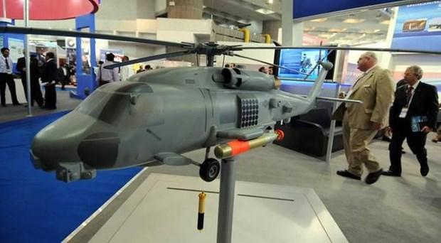 My thong qua thuong vu ban 24 truc thang MH-60R cho An Do hinh anh 1