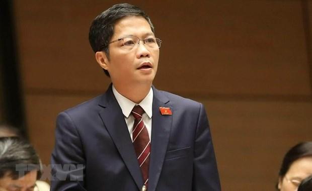 Bo Cong Thuong giai trinh ve vu xe cong don vo Bo truong Tran Tuan Anh hinh anh 1