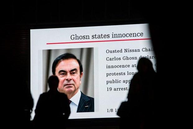 Toa an bac bo kien nghi tra tu do cho cuu Chu tich Nissan Carlos Ghosn hinh anh 1