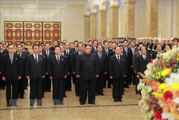 KCNA goi ong Kim Jong-un la
