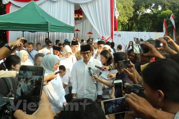 Cuoc bau cu o Indonesia: Hy vong gui gam trong tung la phieu hinh anh 2
