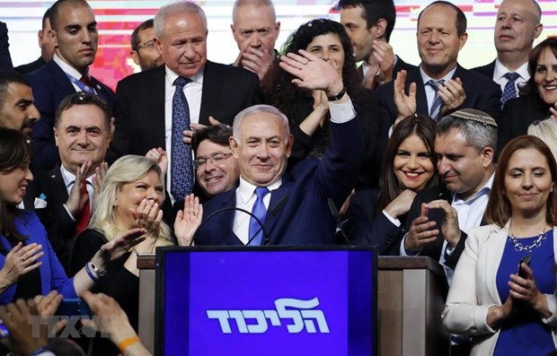 Thu tuong Israel Netanyahu duoc chi dinh thanh lap chinh phu moi hinh anh 1