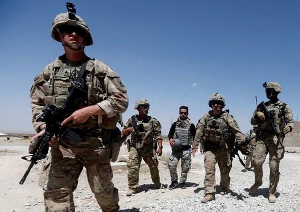 My nhat tri voi Nga va Trung Quoc ve viec rut quan khoi Afghanistan hinh anh 1