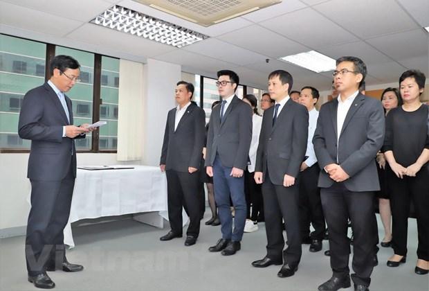 Le vieng dong chi Le Duc Anh tai Hong Kong, Malaysia, Han Quoc hinh anh 2