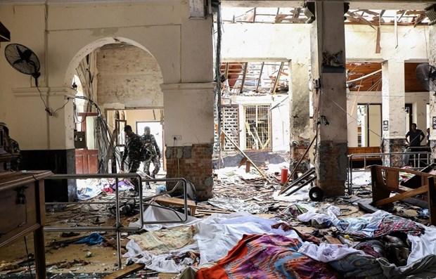'Mot so ke danh bom o Sri Lanka tung duoc huan luyen o An Do' hinh anh 1