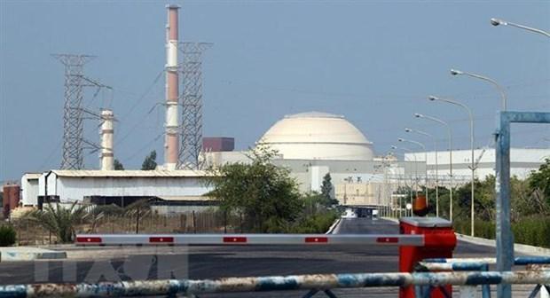 Iran tuyen bo se lam giau urani trong khuon kho thoa thuan JCPOA hinh anh 1