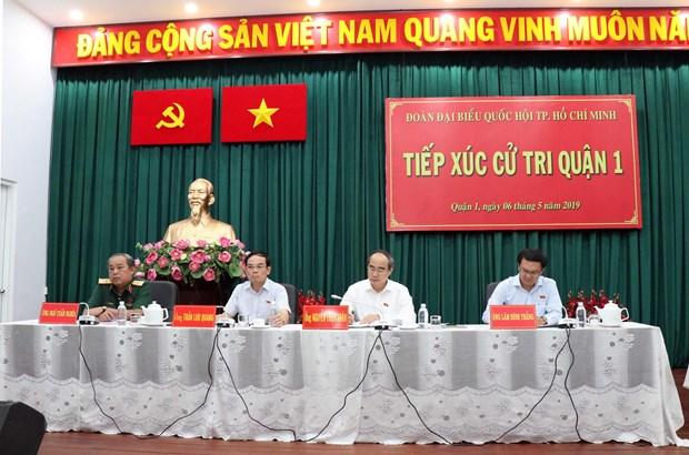 Cu tri Thanh pho Ho Chi Minh: Van de giao duc rat 'bung nhung' hinh anh 2