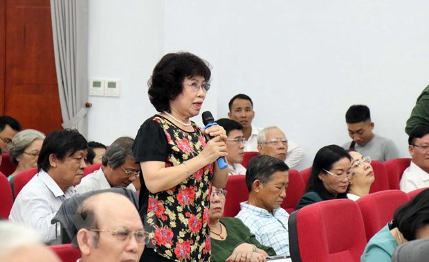 Cu tri Thanh pho Ho Chi Minh: Van de giao duc rat 'bung nhung' hinh anh 1