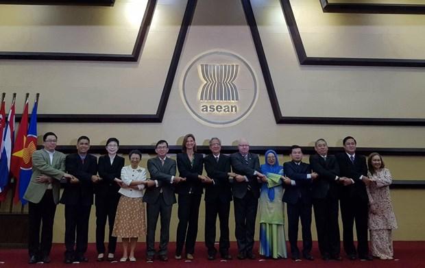 ASEAN tang hop tac voi Na Uy ve thuong mai, phat trien doanh nghiep hinh anh 1