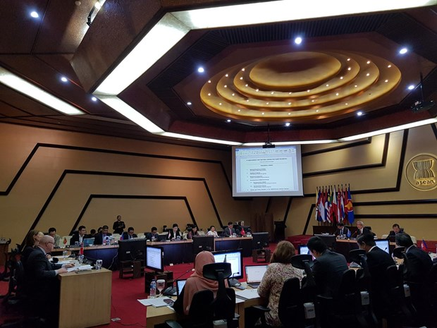 ASEAN tang hop tac voi Na Uy ve thuong mai, phat trien doanh nghiep hinh anh 2