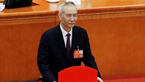 Trung Quoc thong bao ke hoach Pho Thu tuong Luu Hac di My hinh anh 1