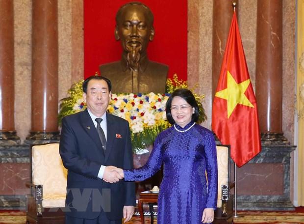 Viet Nam-Trieu Tien chia se y tuong, kinh nghiem cai cach tu phap hinh anh 1