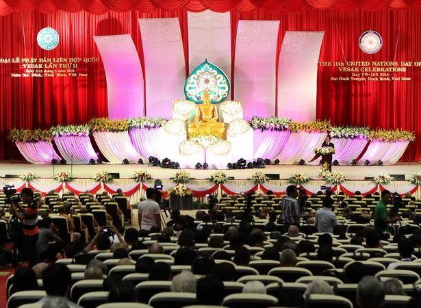 Du lich Ninh Binh phat trien khoi sac sau thanh cong Dai le Vesak 2014 hinh anh 2