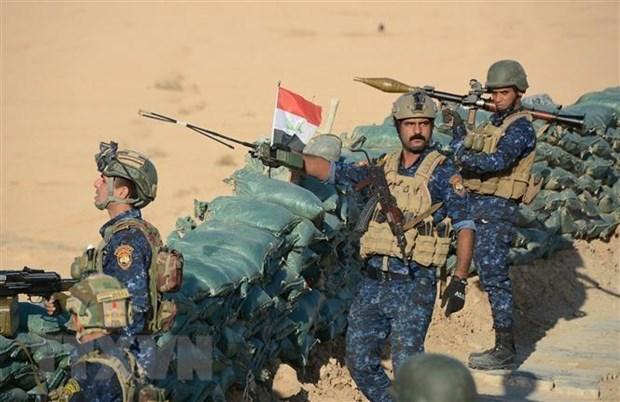 Iraq pha huy 10 noi an nau cua IS, tieu diet 3 ke danh bom lieu chet hinh anh 1