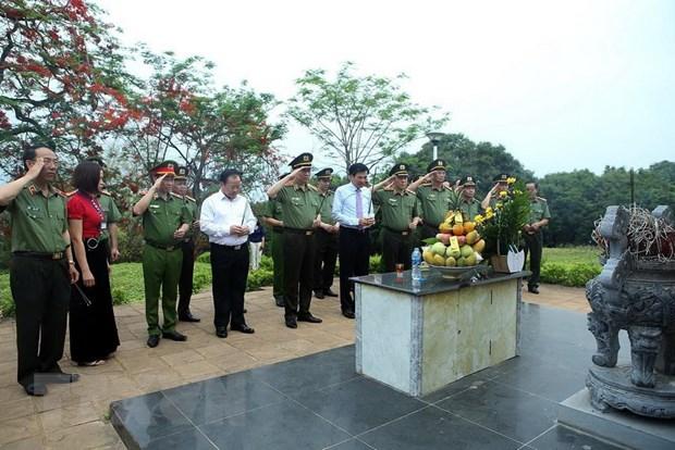 Bo truong Cong an To Lam: Dien Bien la