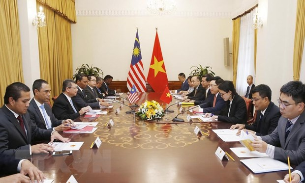 Viet Nam-Malaysia huong den kim ngach thuong mai 15 ty USD hinh anh 1