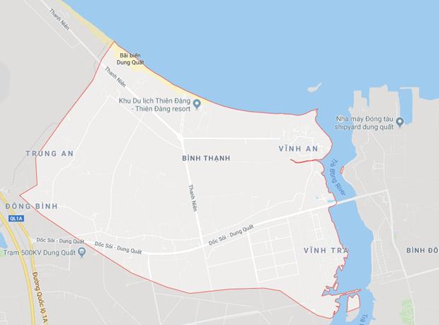 Quang Ngai: Bat giu oto cho 1.800 lit dau DO khong ro nguon goc hinh anh 1