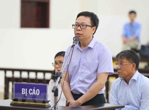 Nguyen Truong ban Tai chinh PVEP bi tuyen phat 20 nam tu hinh anh 1
